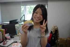長勢さんお誕生日!