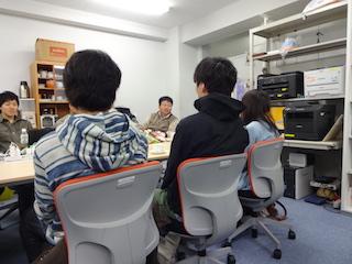 研究室訪問