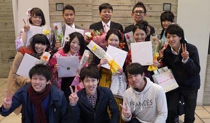 卒業式(03/24)