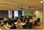 Wäinö Aaltonen School訪問(3/9)